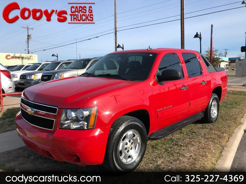 Chevrolet Avalanche LS 2WD 2010