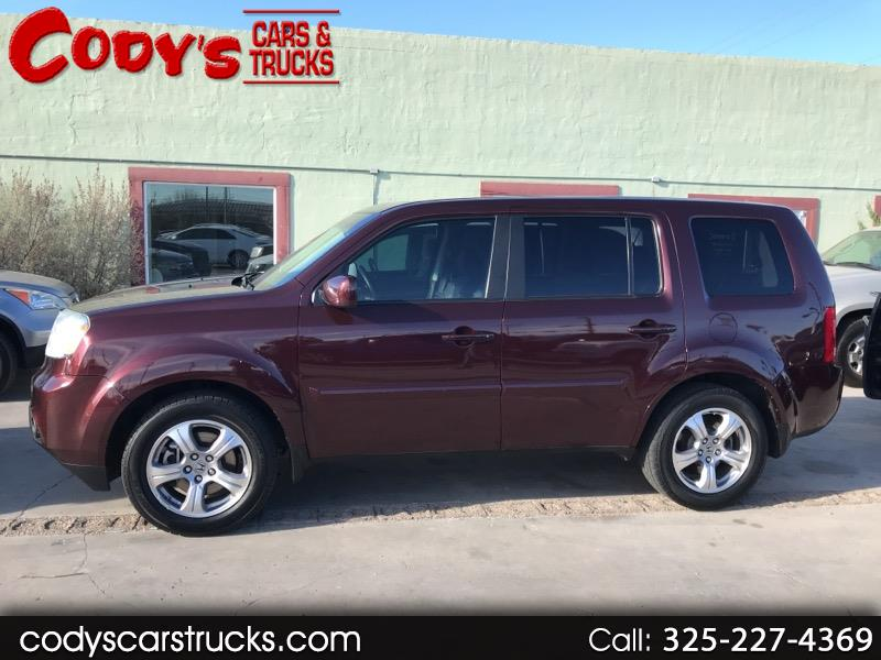 Honda Pilot EX-L 2WD 5-Spd AT with DVD 2013