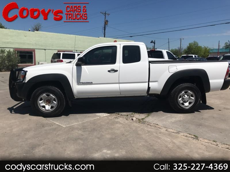 Toyota Tacoma PreRunner Access Cab 2WD 2011