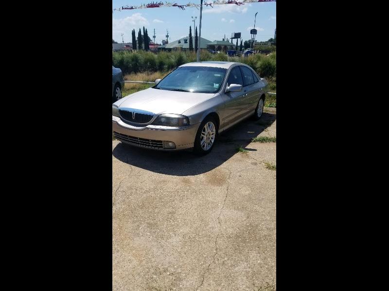 Lincoln LS V8 Sport 2003