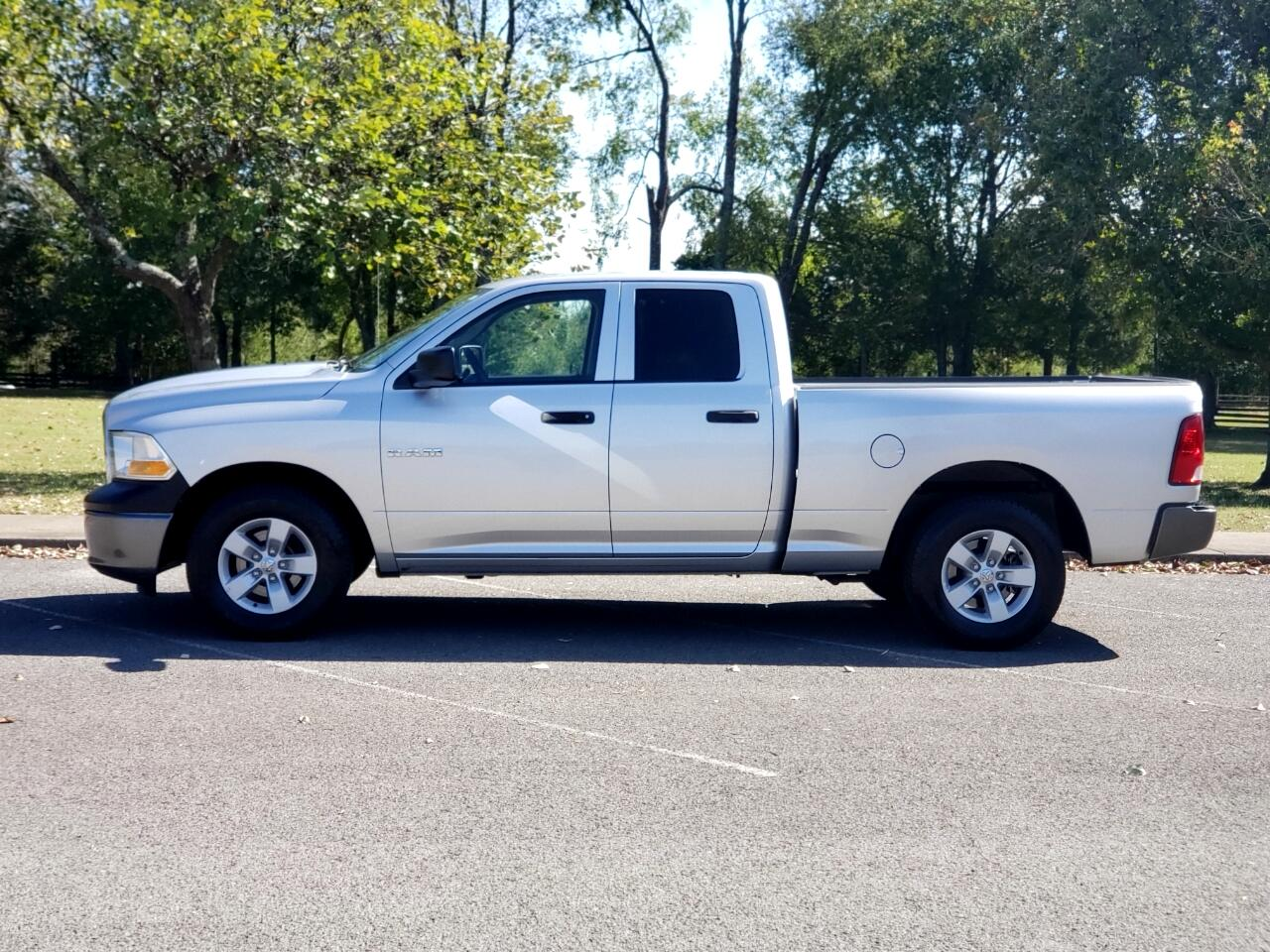 2010 Dodge Ram 1500 Quad Cab Short Bed 2WD