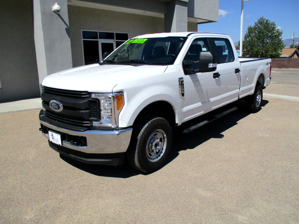 2017 Ford F-350 SD XL Crew Cab Long Bed 4WD