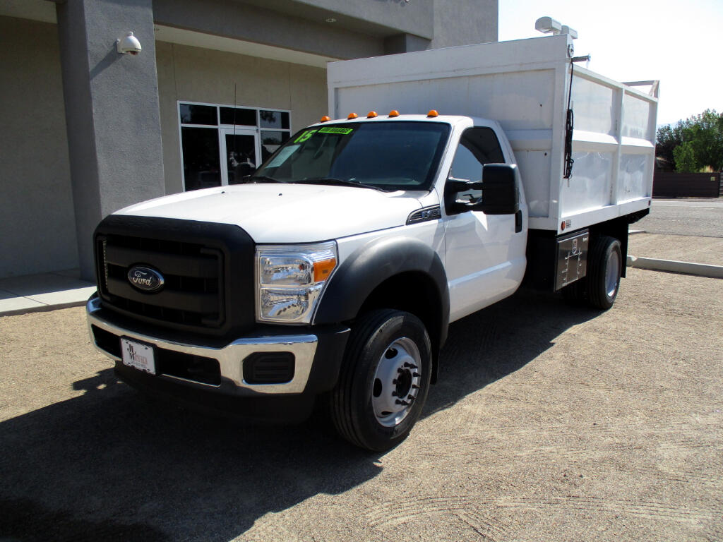 2015 Ford F-450 SD Regular Cab DRW 2WD