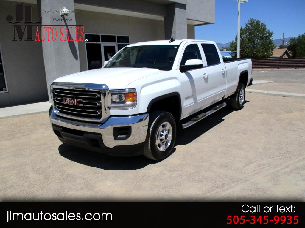 2017 GMC Sierra 2500HD SLE Crew Cab Long Box 2WD