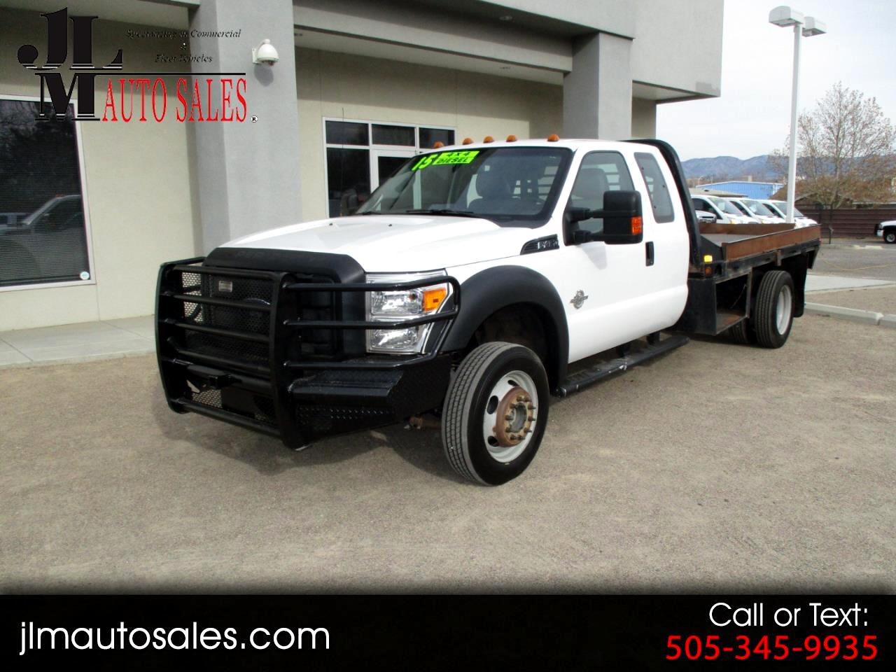 2015 Ford F-450 SD SuperCab DRW 4WD