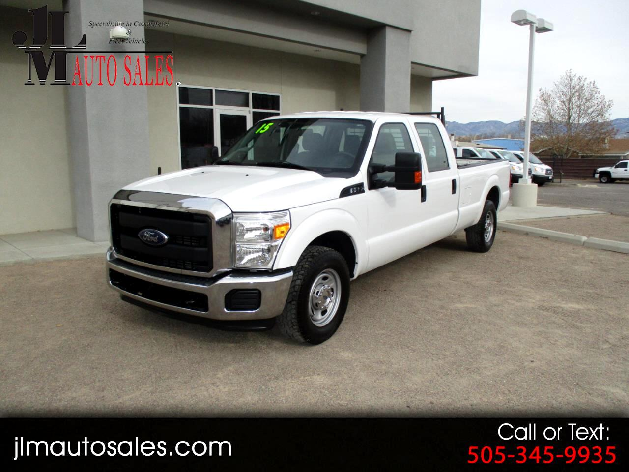 2015 Ford F-250 SD XL Crew Cab Long Bed 2WD