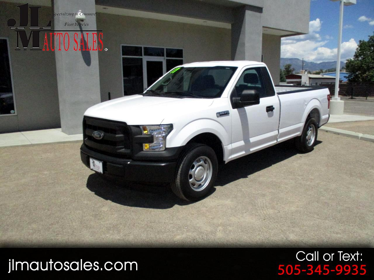 2017 Ford F-150 XL 8-ft. Bed 2WD