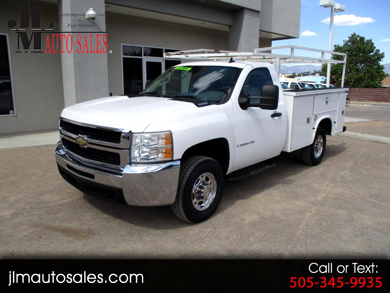 2008 Chevrolet Silverado 2500HD Work Truck Long Box 2WD