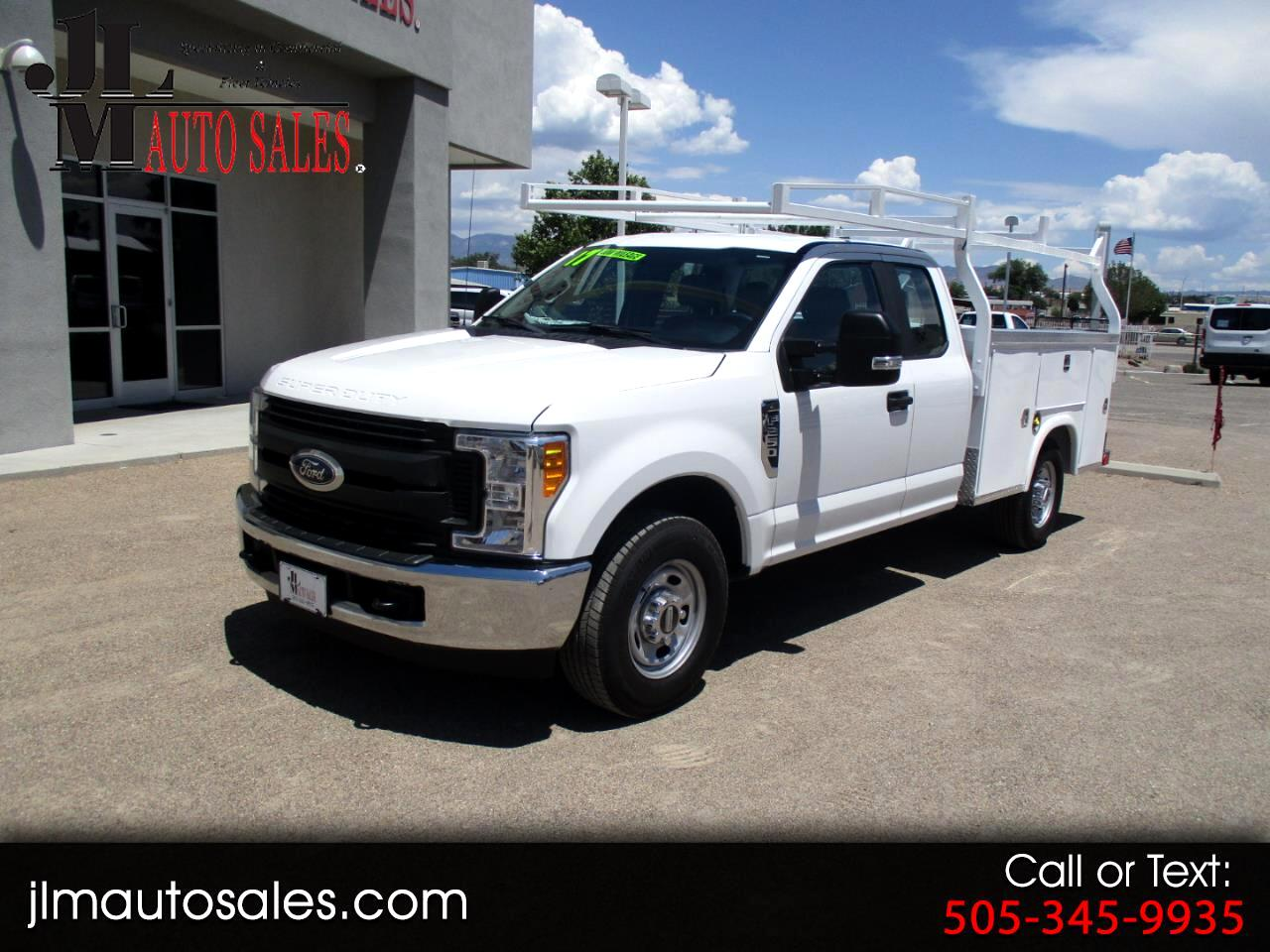 2017 Ford F-250 SD XL SuperCab Long Bed 2WD
