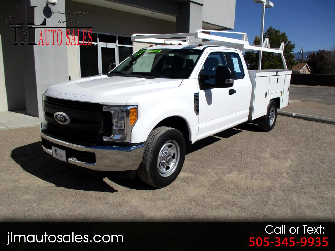 2017 Ford F-350 SD XL SuperCab Long Bed 2WD
