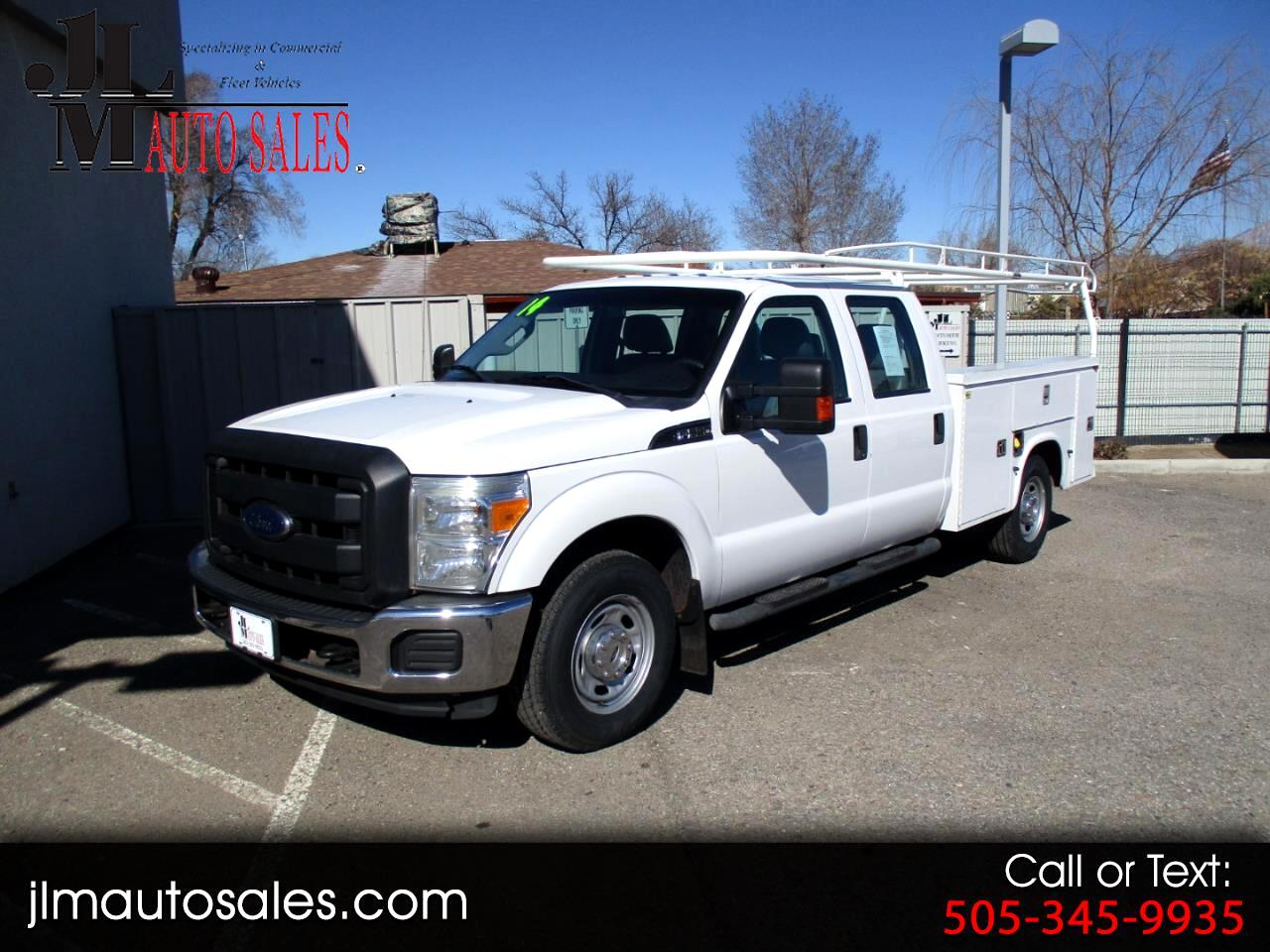 Ford F-250 SD XL Crew Cab Long Bed 2WD 2014