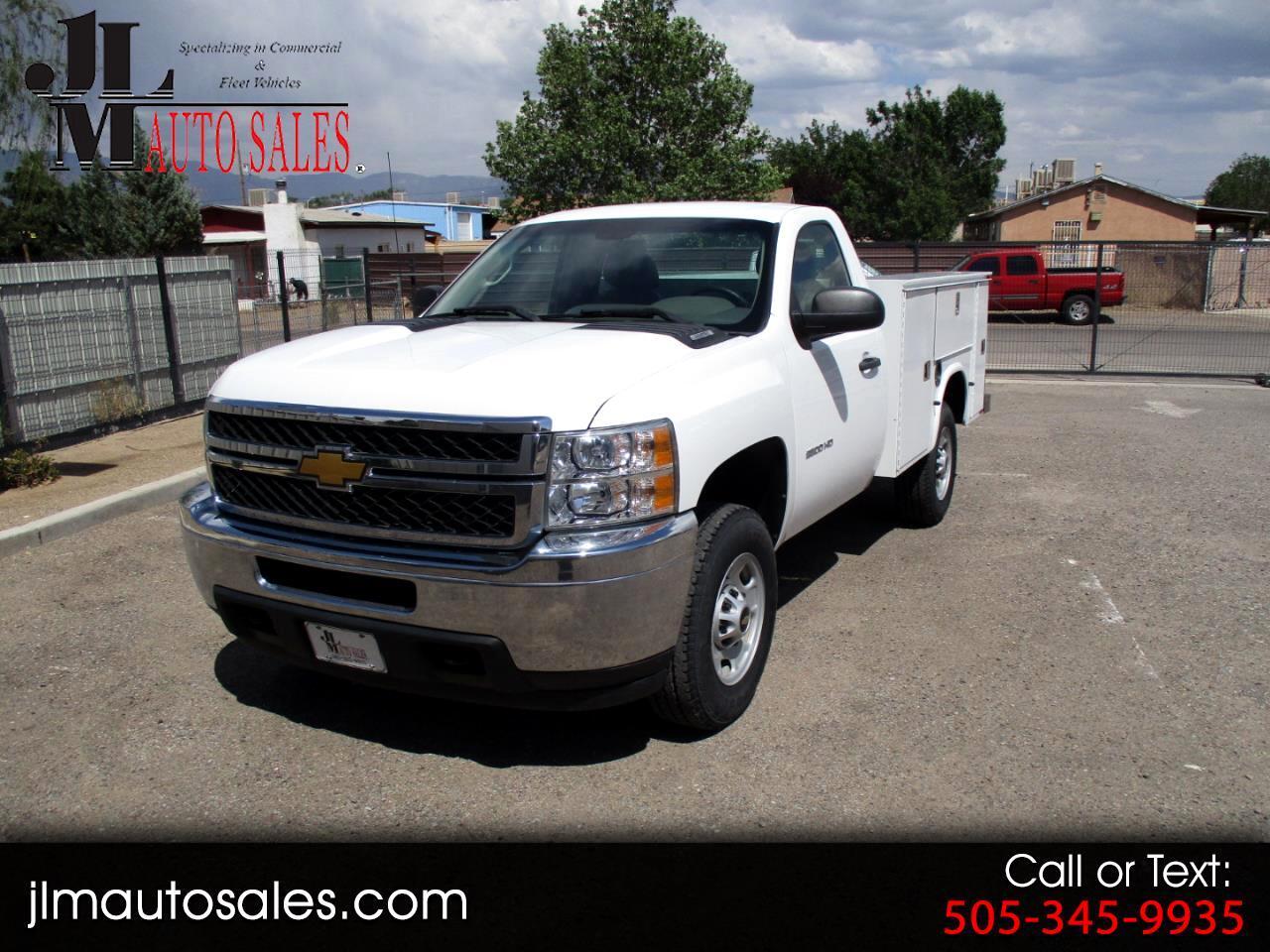 """Chevrolet Silverado 2500HD 2WD Reg Cab 133.7"""" Work Truck 2012"""