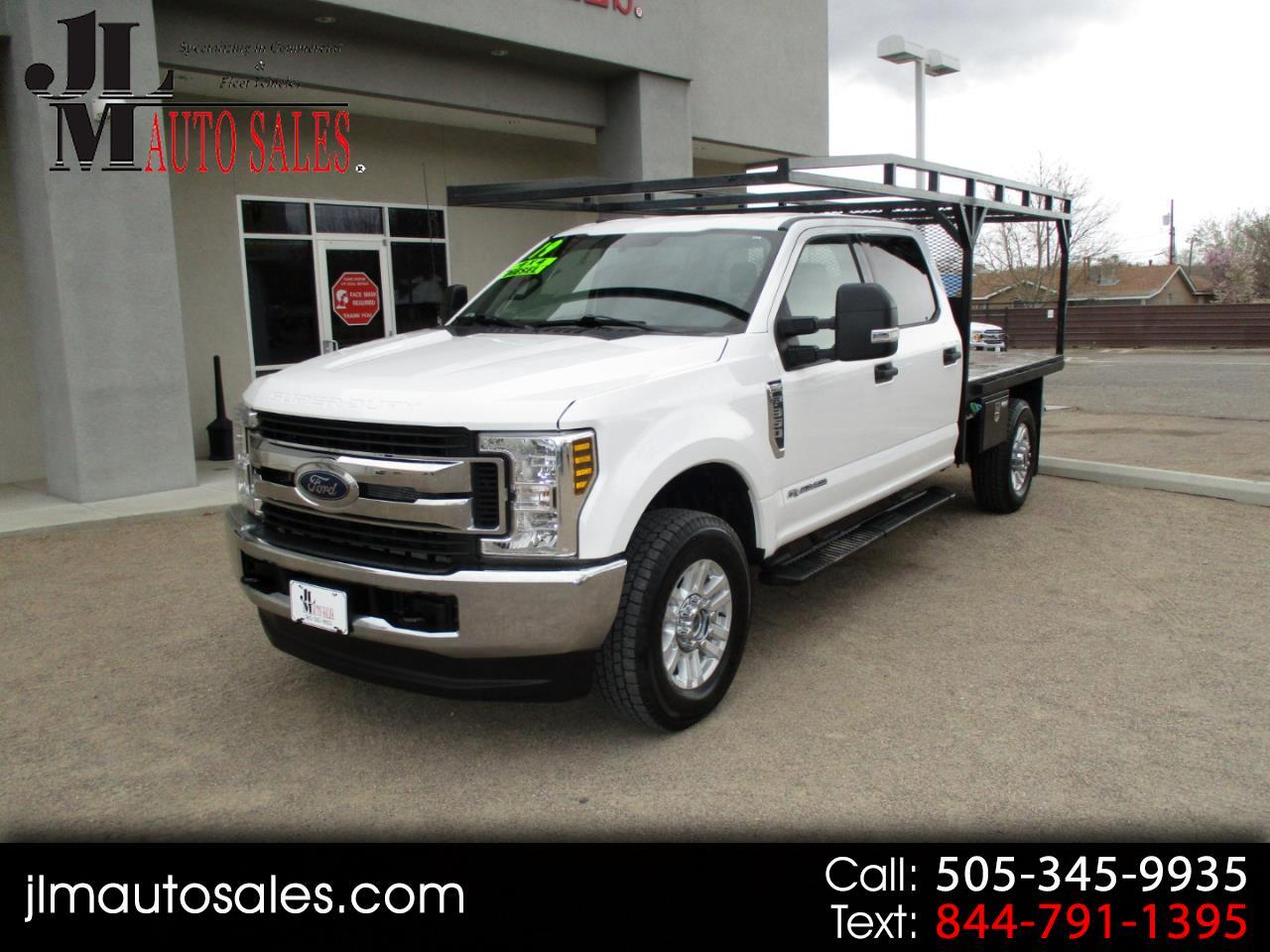 Ford Super Duty F-350 SRW XLT 4WD Crew Cab 8' Box 2019