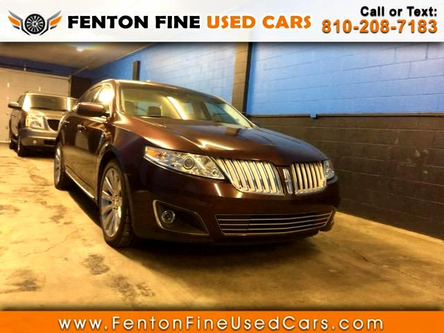 2012 Lincoln MKS 4dr Sdn 3.7L AWD