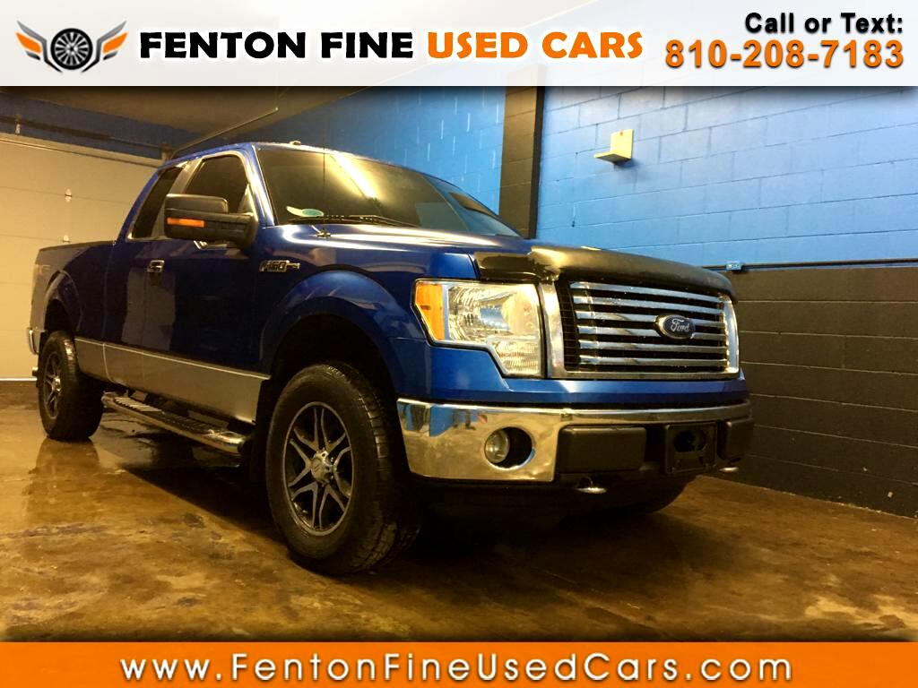 "2010 Ford F-150 4WD SuperCab 145"" Lariat"
