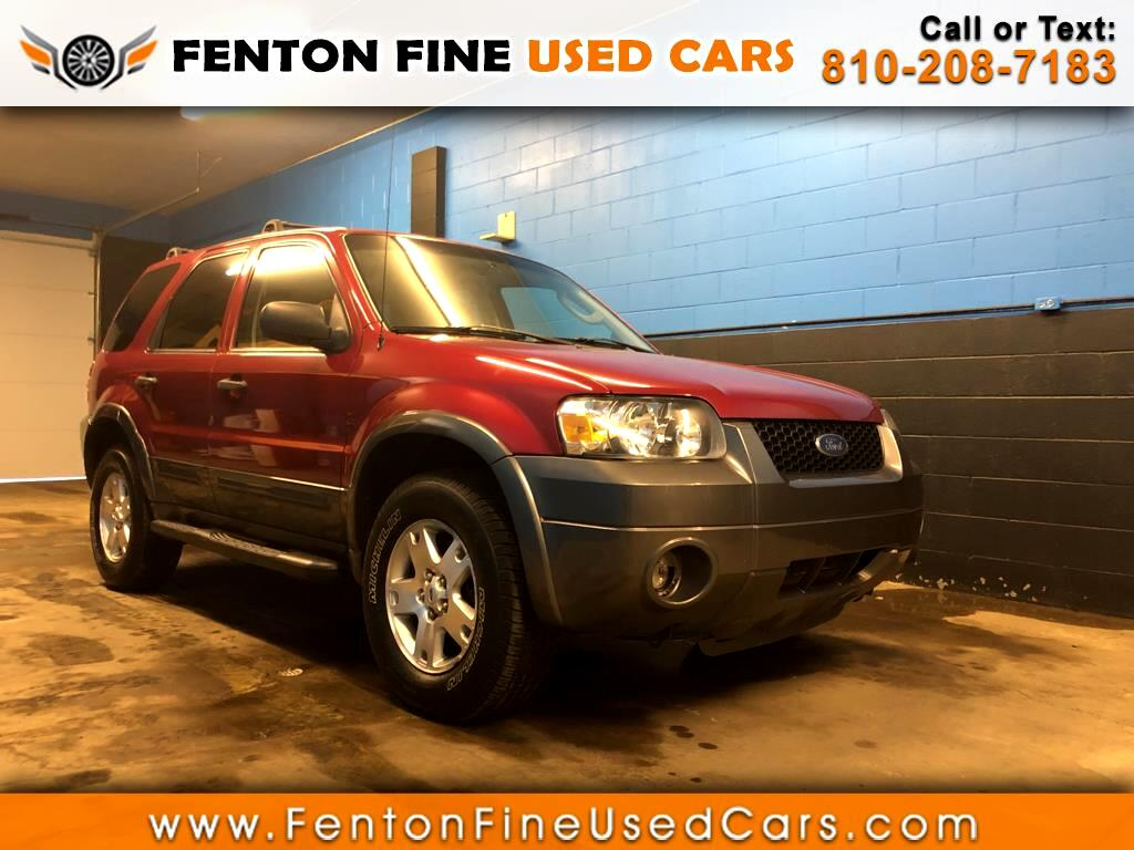 2006 Ford Escape 4dr 3.0L XLT 4WD