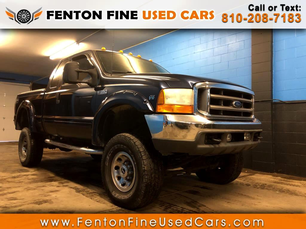 "2001 Ford Super Duty F-350 SRW Supercab 142"" Lariat 4WD"