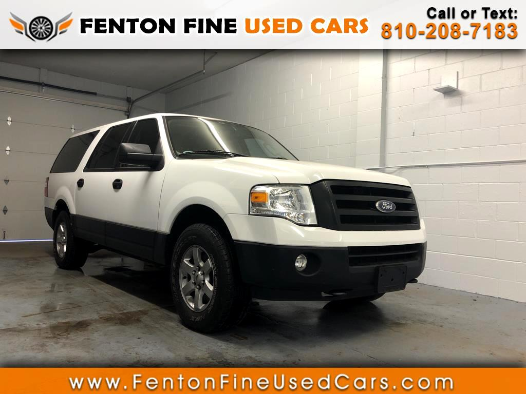 2010 Ford Expedition EL 4WD 4dr XLT