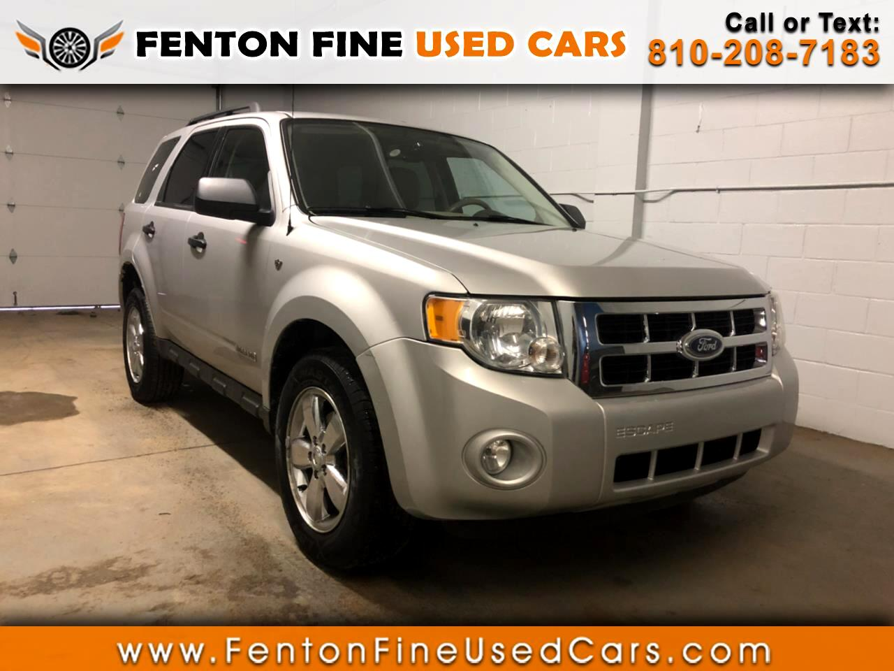 2008 Ford Escape FWD 4dr V6 Auto XLT