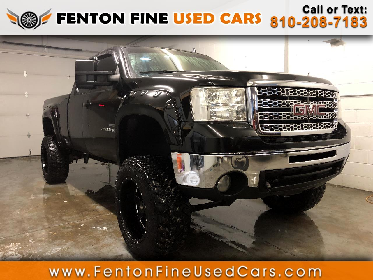 2007 GMC Sierra 2500HD 4WD Ext Cab 143.5