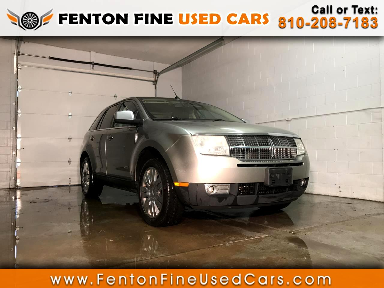 2008 Lincoln MKX AWD 4dr