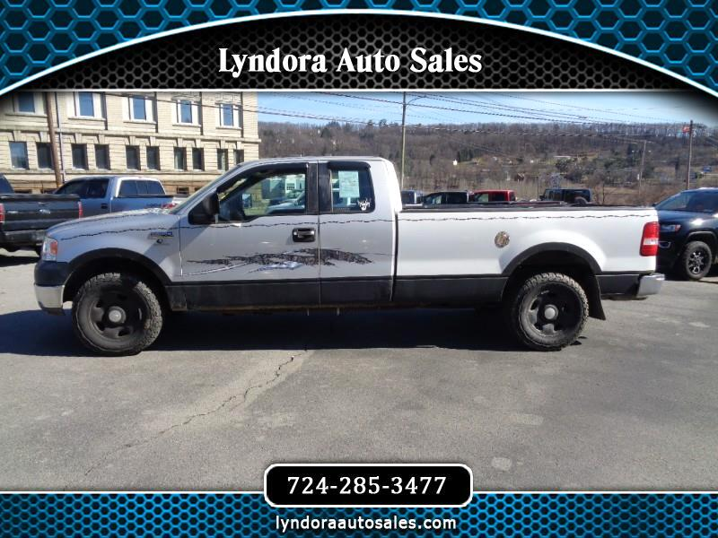2005 Ford F-150 XL SuperCab Long Bed 4WD