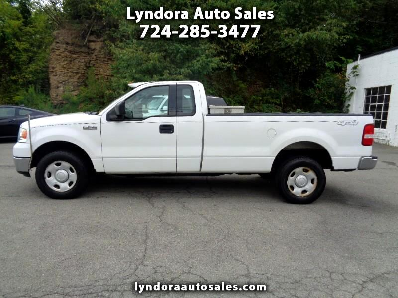 2004 Ford F-150 XL Long Bed 4WD