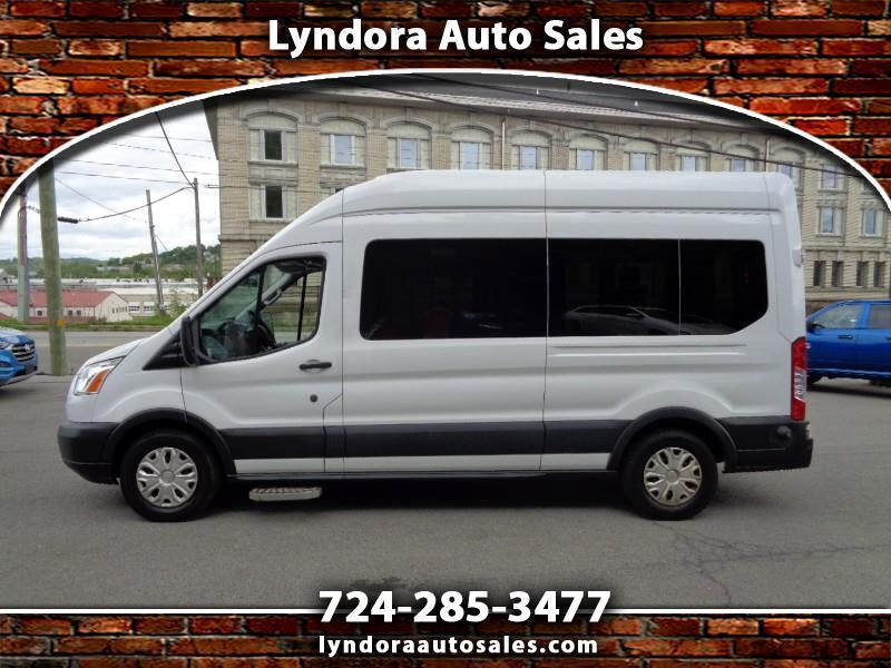 Ford Transit 350 Wagon High Roof XL w/Sliding Pass. 148-in. WB 2015