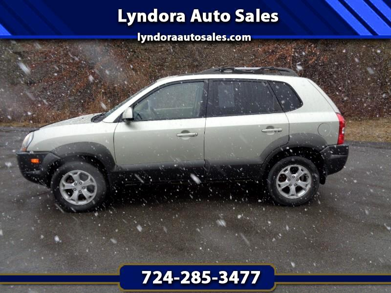 Hyundai Tucson SE 2.7 2WD 2009