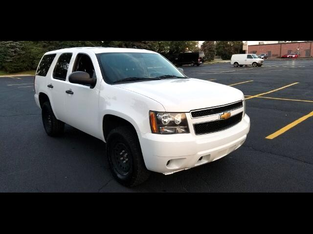 2012 Chevrolet Tahoe 4WD - Police/Special Service