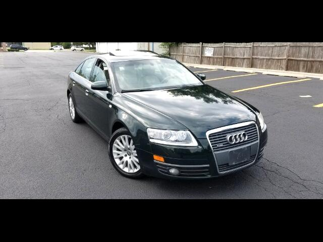 2007 Audi A6 3.2 quattro with Tiptronic