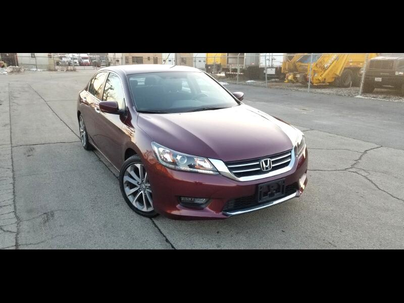 2015 Honda Accord SPORTS