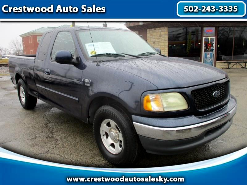 2003 Ford F-150 XLT SuperCab 6.5-ft. Bed 2WD