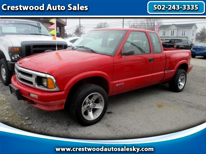 1997 Chevrolet S10 Pickup LS Ext. Cab 4WD