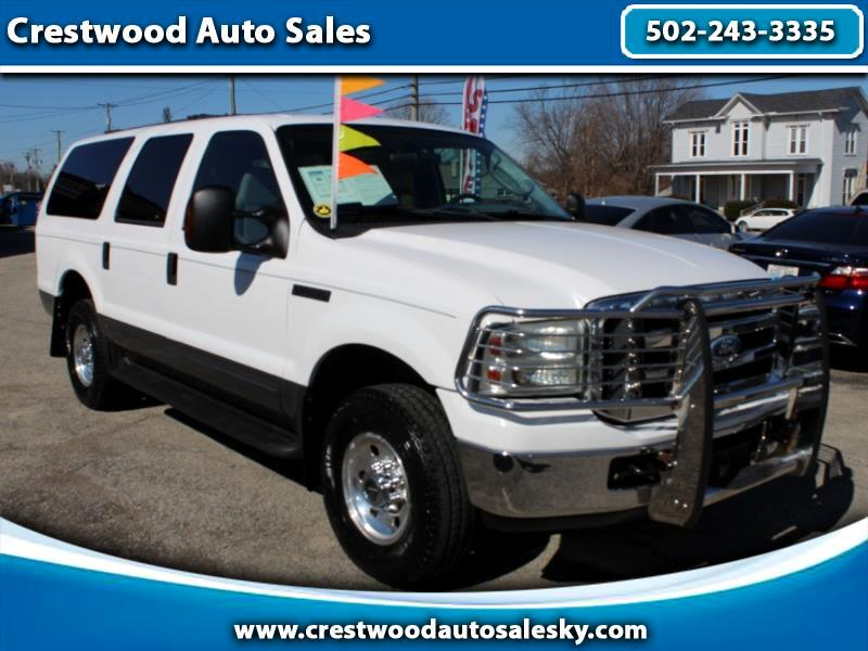 2005 Ford Excursion XLT 6.8L 4WD