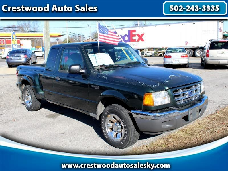 Ford Ranger XLT SuperCab 2WD - 383A 2003