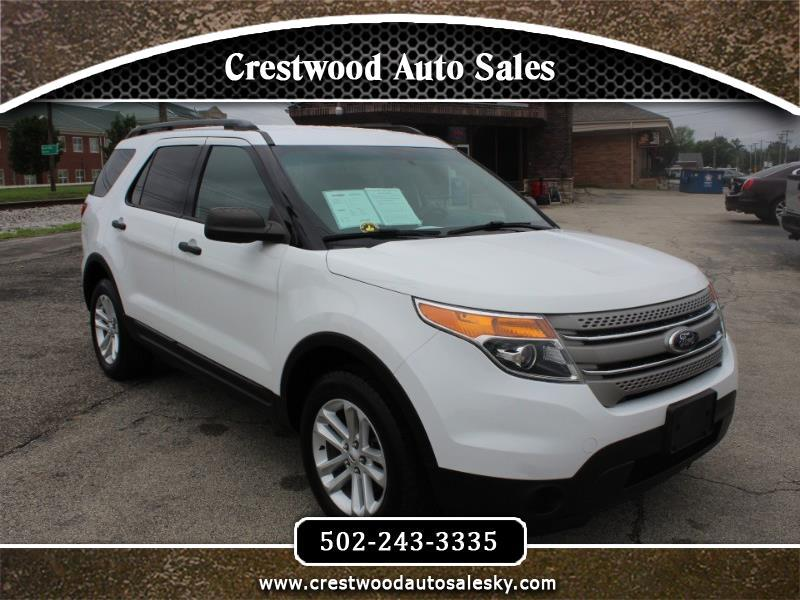 Ford Explorer Base 4WD 2015