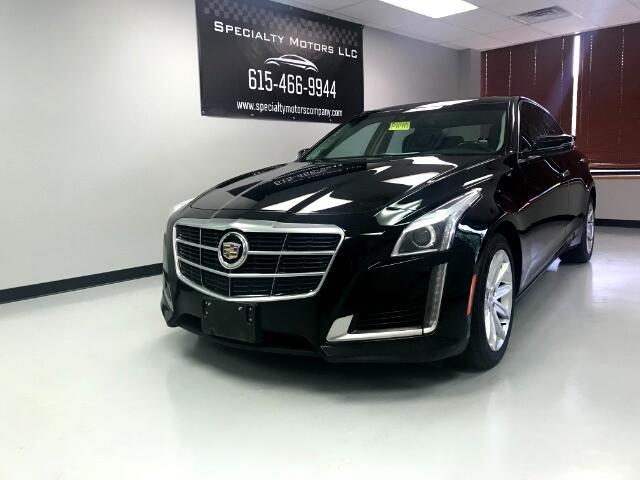 2014 Cadillac CTS 2.0L Turbo Luxury AWD