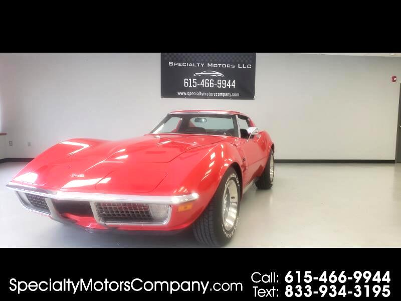 Chevrolet Corvette  1971