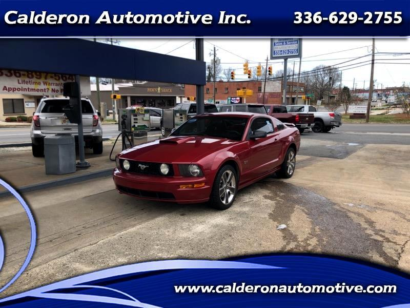2008 Ford Mustang 2dr Coupe GT