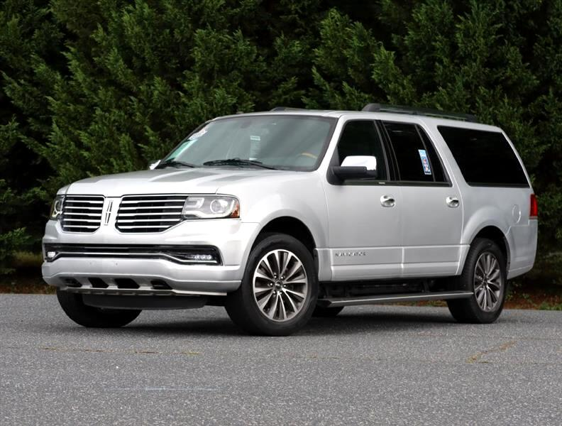 Lincoln Navigator L Select 2WD 2016