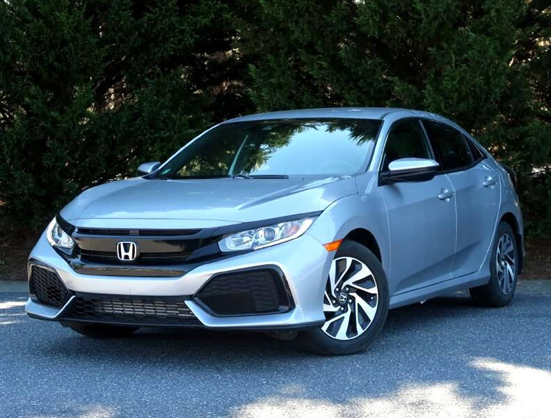 Honda Civic LX CVT 2019