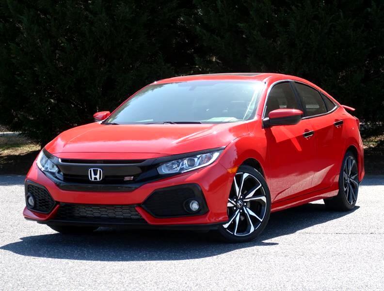 Honda Civic Si 4dr Sedan 6M 2017