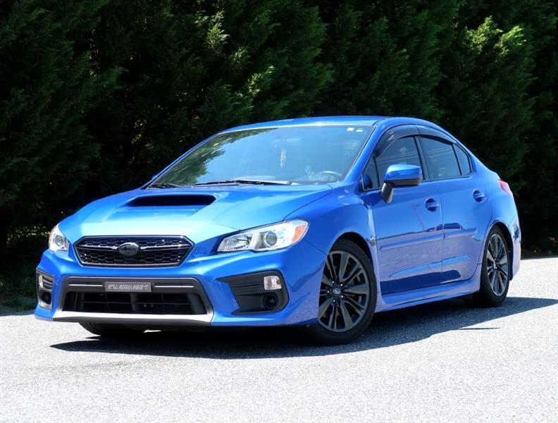 Subaru WRX Base 6M 2019