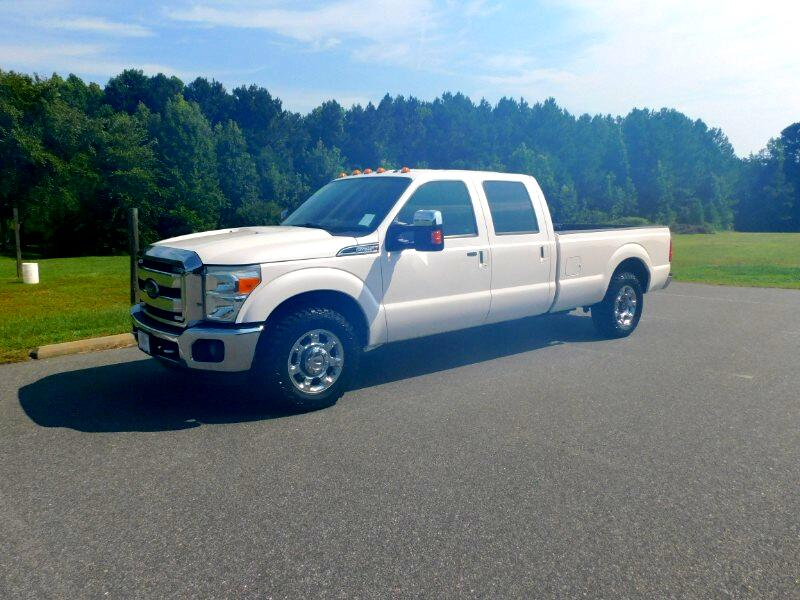 Ford F-250 SD Lariat Crew Cab Long Bed 2WD 2016