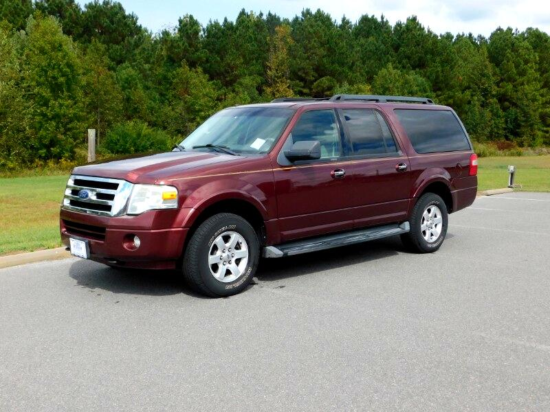 Ford Expedition EL XLT 4WD 2010