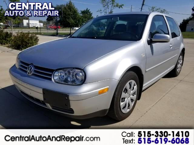 2005 Volkswagen Golf GL 2.0