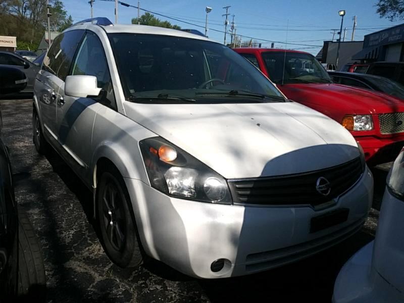 2009 Nissan Quest 3.5 S