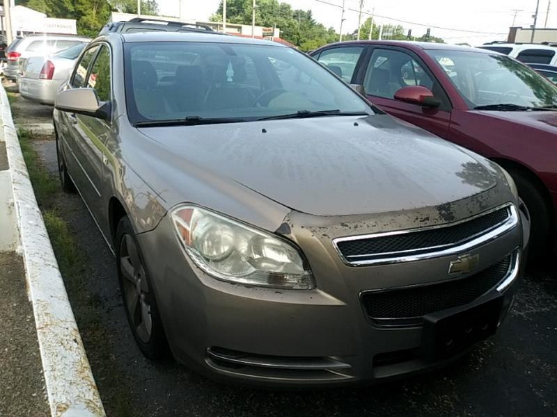 2008 Chevrolet Malibu LT2