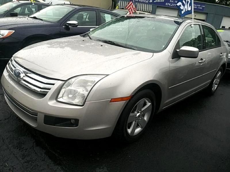 Ford Fusion V6 SE 2007